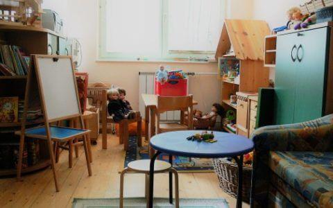Játszószoba képe